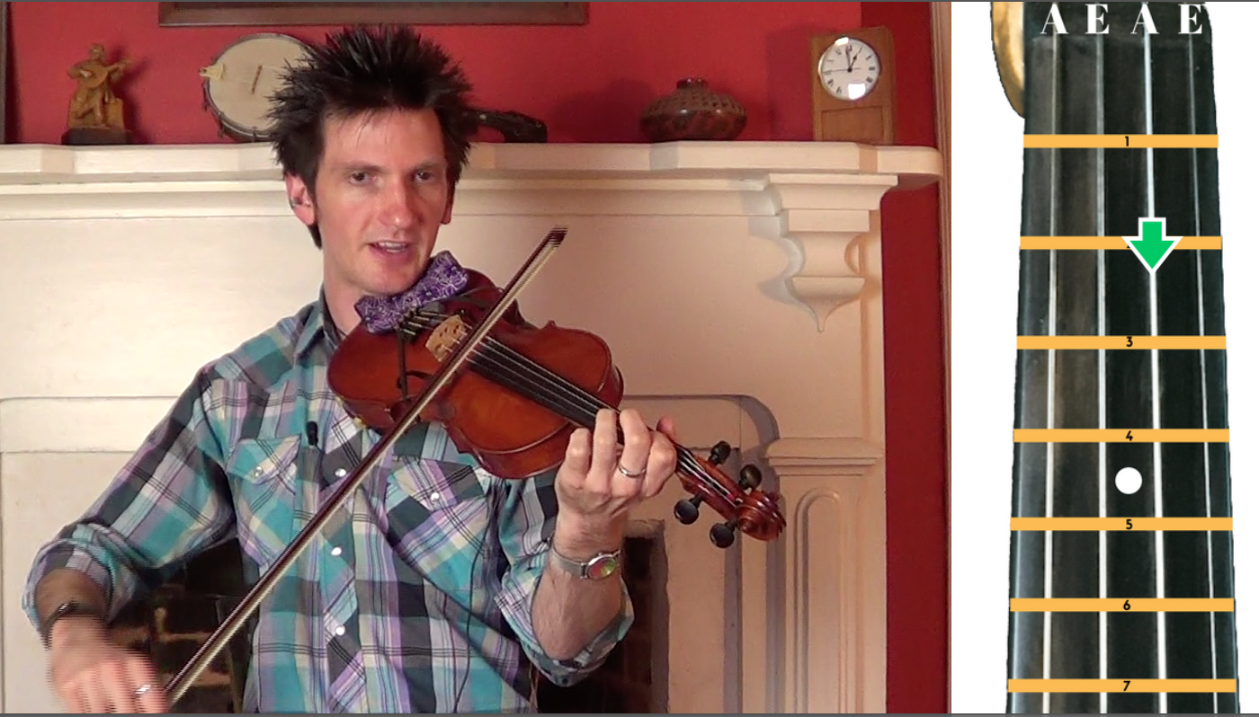 Old Time Jam » Learn old time fiddle and banjo with the